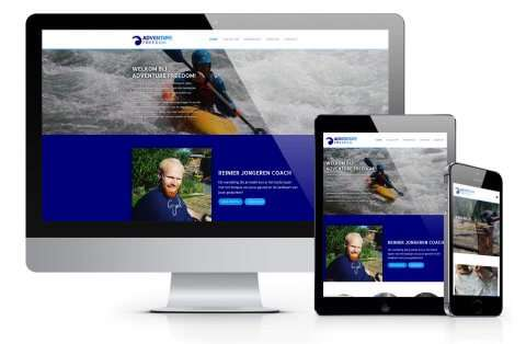 website voorbeeld adventurefreedom